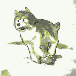 Husky Colored Pencil