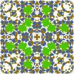 Islamic Geometric Tile 6