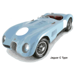 JAGUAR C TYPE 1951