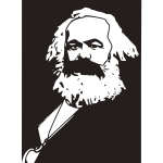 Karl Marx Black