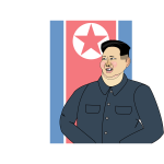 The Supreme Leader Kim Jong-un  - Rocket Man
