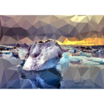 Low Poly Arctic Ice