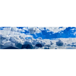 Low Poly Cloudscape Panorama