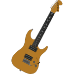 Guitar vector instrument