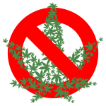 Marijuana Fractal Prohibited