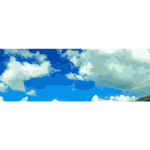 Memorial Day Panoramic Clouds Saturize 2015052652