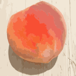 Missouri Peach 2015073020