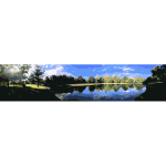 Missouri Pond in Panorama