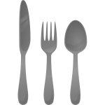 Cutlery vector illustration