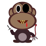 Monkey monster