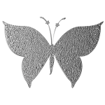 Monochromatic Tiled Butterfly