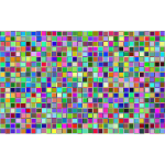 Mosaic Gems Background