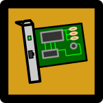 Network Interface Card Icon