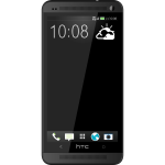 New hTC one black
