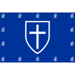 Christian flag of Europe