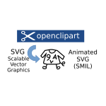 Openclipart graphics animation