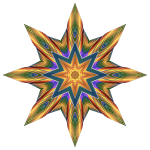 Ornate Star