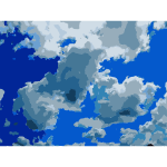 Painted Clouds 2015081236