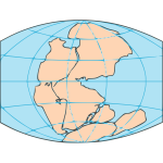 Pangaea map