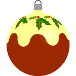 Patterned bauble