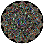 Polished Chromatic Mandala 2