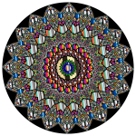 Polished Chromatic Mandala