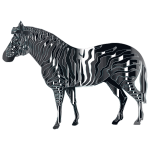 Polished Onyx Zebra