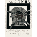 Exhibit by Hans Ticha