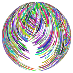 Prismatic Abstract Sphere