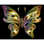 Prismatic Butterfly 14