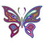 Prismatic Butterfly 3