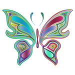 Prismatic Butterfly 4