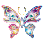 Prismatic Butterfly 5