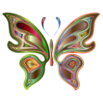 Prismatic Butterfly 6