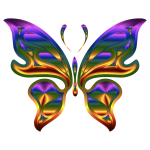 Prismatic Butterfly 9