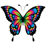 Prismatic Butterfly Remix