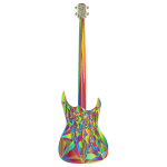 Prismatic Geometric Guitar 2