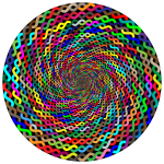 Prismatic Intertwined Circle Vortex
