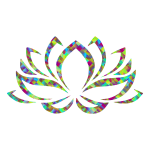Prismatic Lotus Flower 4