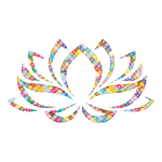 Prismatic Lotus Flower 2