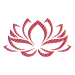 Prismatic Lotus Flower 8