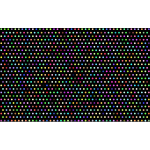 Prismatic Polka Dots Mark II