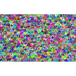 Prismatic Triangular Pattern