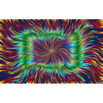 Prismatic Waves Starburst 12