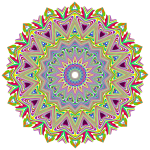 Psychedelic Geometric 4