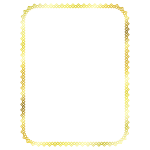 Quadrilateral Diamond Border