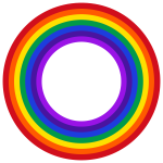 Rainbow Circle Mark II 2