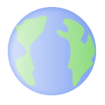 Earth small icon