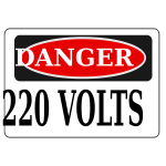 Rfc1394 Danger 220 Volts