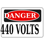 Rfc1394 Danger 440 Volts